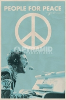 Poster Musica John Lennon People For Peace