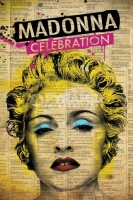 Poster Musica Madonna Celebration