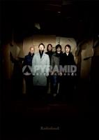 Poster Musica Radiohead Gruppo