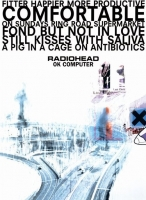 Poster Musica Radiohead Ok Computer