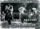 Poster Musica Rage Against The Machine Live