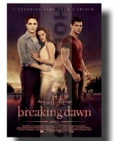 Poster The Twilight Saga: Breaking Dawn maxi CINEMA 100X140