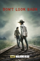 Poster The Walking Dead Don't look back