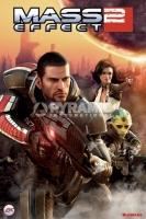 Poster Videogiochi Mass Effect 2
