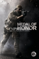 Poster Videogiochi Medal Of Honor Assalto
