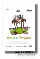 Pranzo di Ferragosto Poster maxi CINEMA 100X140