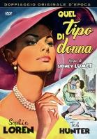 Quel tipo di donna (1959) (Dvd) Sidney Lumet