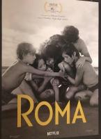 ROMA di A.Cuaron (2018) Manifesto 100x140 tiratura limitata