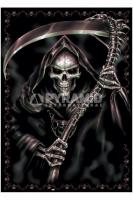 Reaper's Curse Spiral Poster fantasy