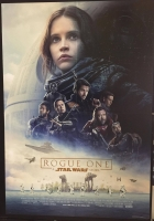Rogue One (2016) Poster maxi CINEMA 100X140