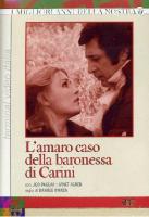 SERIE TV Rai L' amaro caso della baronessa di Carini 4 Dvd (1975