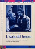 SERIE TV Rai L' Isola Del Tesoro (1959) 4 Dvd