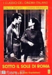 SOTTO IL SOLE DI ROMA R.Castellani DVD Hollywood