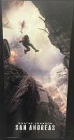 San Andreas con Dwayne Johnson Poster maxi CINEMA 100X140