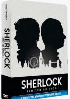 Sherlock- Stagione 01-03 (6 Dvd) Limited Edition