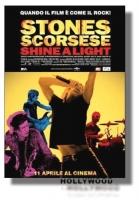 Shine a Light Poster maxi CINEMA 100X140