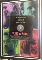 Song to Song (2017) Poster maxi CINEMA 100X140