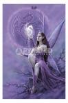 Spiral Fairy Poster Fantasy