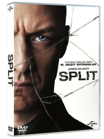 Split (2017) DVD di M. Night Shyamalan
