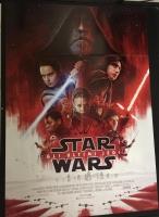 Star Wars Gli Ultimi Jedi (2017) Poster maxi CINEMA 100X140