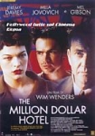 THE MILLION DOLLAR HOTEL W.Wenders DVD Hollywood