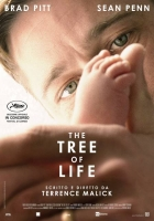 THE TREE OF LIFE Malick poster film CINEMA 100X140