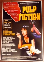 Tarantino Pulp Fiction Miniposter 35x50