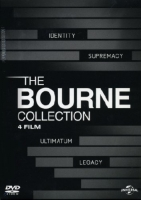 The Bourne Collection Box (in 4 Dvd)