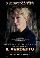 The Children Act - Il Verdetto (2017) (Dvd)