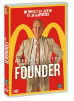The Founder (2016) DVD di John Lee Hancock