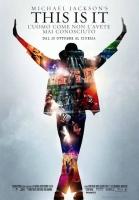 This is it Michael Jackson Poster maxi CINEMA 100X140