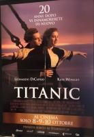 Titanic (ediz. rest. 2018) Manifesto 100x140