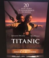 Titanic (ediz. rest. 2018) Poster 70x100