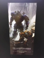Transformers L'ultimo Cavaliere (2017) Locandina cm.33x70 tipo A