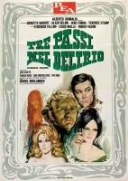 Tre Passi nel Delirio Poster 70x100