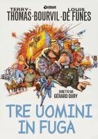 Tre Uomini In Fuga (1966 ) Dvd di G.OURY