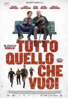 Tutto quello che vuoi (2017) DVD di F. Bruni