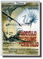 UCCELLO DALLE PIUME DI CRISTALLO POSTER 70x100 Non Piegato
