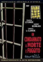 Un condannato a morte è fuggito (Dvd) di R.Bresson