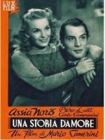 Una Storia D'amore  DVD di Mario Camerini