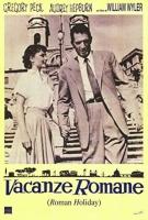 Vacanze Romane poster 70x100 (tipo scalinata)