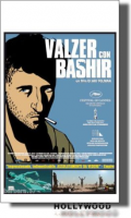 Valzer con Bashir Locandina Poster Origin.35X70
