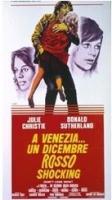 A Venezia un Dicembre Rosso Shocking DVD di Nicolas Roeg