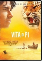 Vita Di Pi (2012 ) DVD di Ang Lee