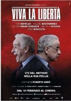 Viva la Libertà (Dvd) Di Roberto Andò