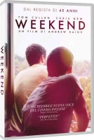Weekend (2011) DVD di Andrew Haigh