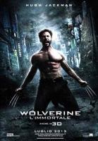 Wolverine L' Immortale Poster maxi CINEMA 100X140