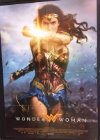 Wonder Woman (2017) Poster maxi CINEMA 100X140