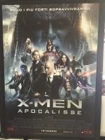 X-MEN Apocalisse maxi CINEMA 100X140