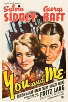 You and me (1938) (Dvd) di Frtiz Lang